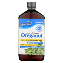 Load image into Gallery viewer, North American Herb And Spice Oreganol Juice Of Wild Oregano - 12 Fl Oz