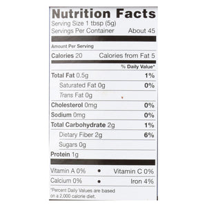 Equal Exchange Organic Baking Cocoa - Case Of 6 - 8 Oz.