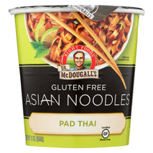 Load image into Gallery viewer, Dr. Mcdougall's Pad Thai Asian Noodles - Case Of 6 - 2 Oz.