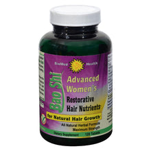 Load image into Gallery viewer, Biomed Health Advanced Women's Bao Shi Restorative Hair Nutrients - 120 Caplets