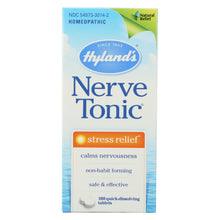 Load image into Gallery viewer, Hyland's Nerve Tonic - 100 Tablets
