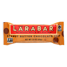 Load image into Gallery viewer, Larabar - Peanut Butter Chocolate Chip - Case Of 16 - 1.6 Oz