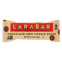 Load image into Gallery viewer, Larabar - Chocolate Chip Cookie Dough - Case Of 16 - 1.6 Oz