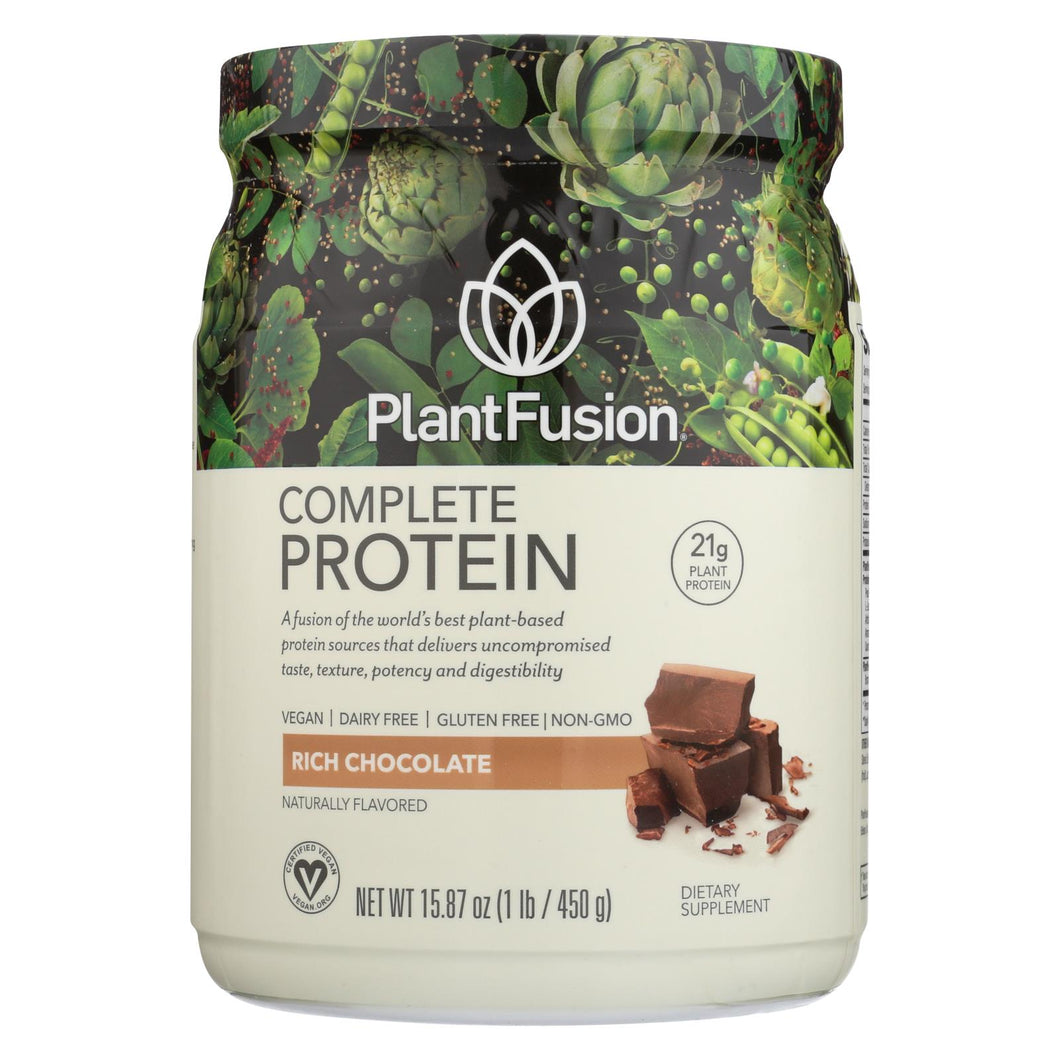 Plantfusion - Complete Protein - Chocolate - 1 Lb