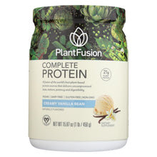 Load image into Gallery viewer, Plantfusion - Complete Protein - Vanilla Bean - 1 Lb