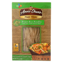 Load image into Gallery viewer, Annie Chun's Pad Thai Brown Rice Noodles - Case Of 6 - 8 Oz.