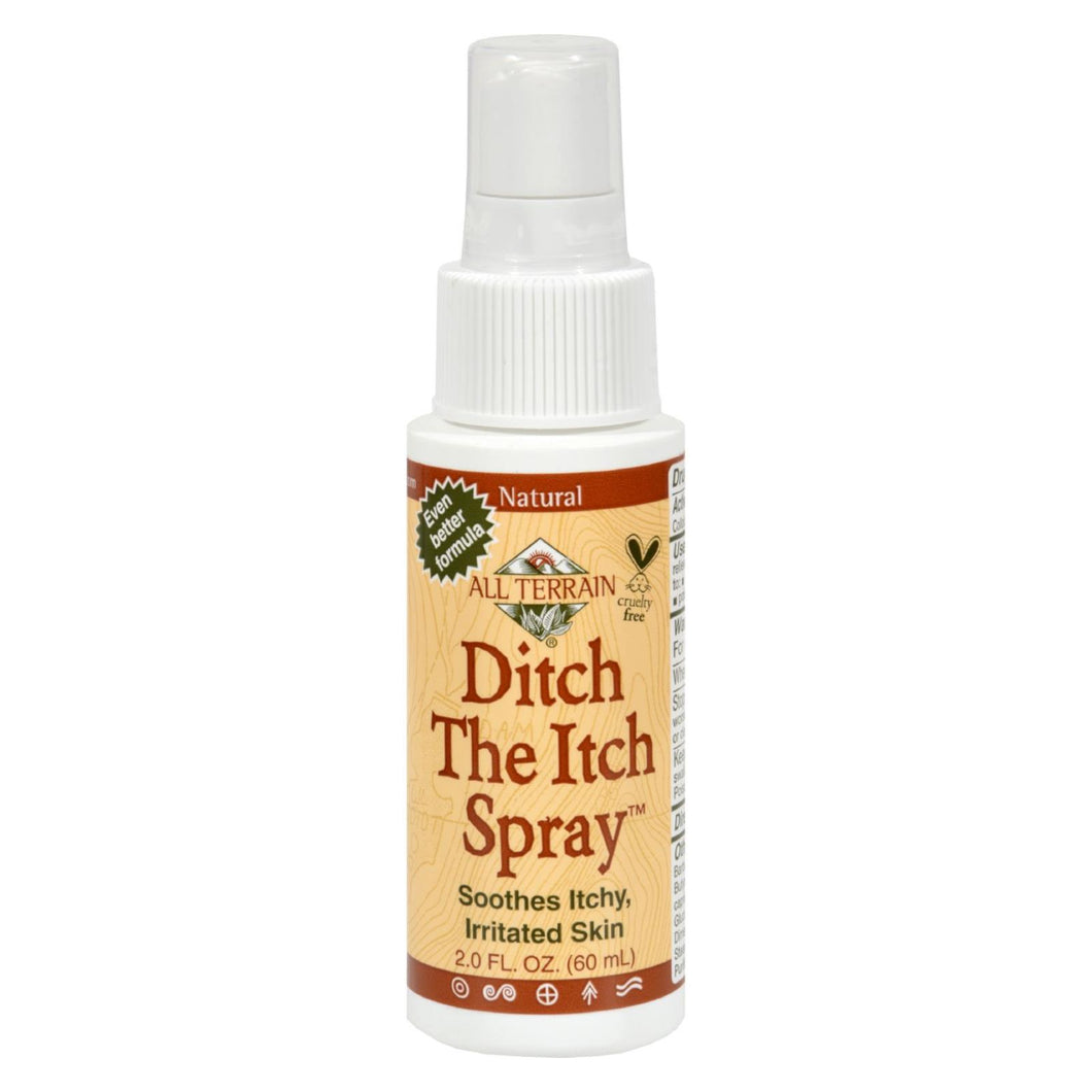 All Terrain - Ditch The Itch Spray - 2 Fl Oz
