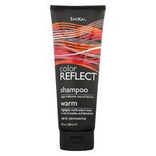 Load image into Gallery viewer, Shikai Color Reflect Warm Shampoo - 8 Fl Oz