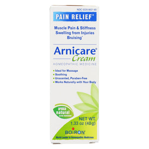 Boiron - Arnica Cream - 1.33 Oz