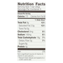 Load image into Gallery viewer, Cascadian Farm Sweet And Salty Bar - Organic - Peanut Pretzel - 6.2 Oz - Case Of 12