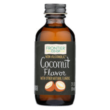 Load image into Gallery viewer, Frontier Herb Coconut Flavor - 2 Oz