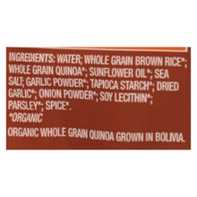 Load image into Gallery viewer, Seeds Of Change Organic Quinoa And Brown Rice With Garlic - Case Of 12 - 8.5 Oz.