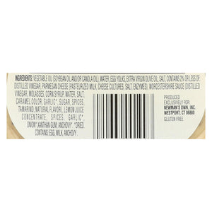Newman's Own Caesar Dressing - Creamy - Case Of 6 - 16 Fl Oz.