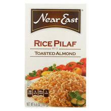 Load image into Gallery viewer, Near East Rice Pilaf Mix - Toasted Almond - Case Of 12 - 6.6 Oz.