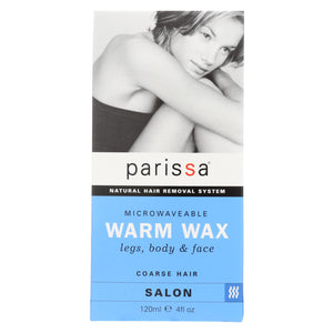 Parissa Hair Remover Warm Wax - 4 Oz