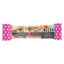 Load image into Gallery viewer, Kind Bar - Pomegranate Blueberry Pistachio Plus Anti-oxidants - Case Of 12 - 1.4 Oz