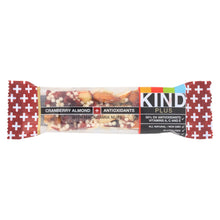Load image into Gallery viewer, Kind Bar - Cranberry And Almond - Case Of 12 - 1.4 Oz