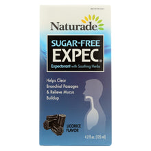 Load image into Gallery viewer, Naturade Expec Ii Herbal Cough Surfactant - 4.2 Oz
