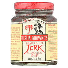 Load image into Gallery viewer, Busha Browne - Traditional Jerk Seasoning - Case Of 12 - 4 Oz