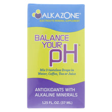 Load image into Gallery viewer, Alkazone Alkaline Booster Drops With Antioxidant - 1.2 Fl Oz