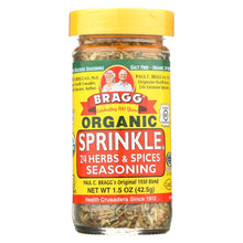 Load image into Gallery viewer, Bragg - Seasoning - Organic - Bragg - Sprinkle - Natural Herbs And Spices - 1.5 Oz - Case Of 12