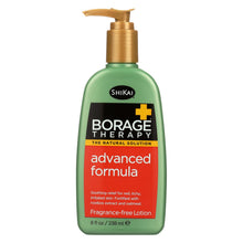 Load image into Gallery viewer, Shikai Borage Therapy Advanced Formula Fragrance Free - 8 Fl Oz