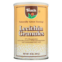 Load image into Gallery viewer, Fearn Lecithin Granules - 16 Oz