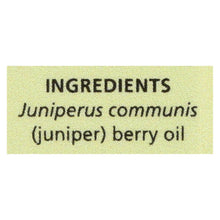 Load image into Gallery viewer, Aura Cacia - Essential Oil Juniper Berry - 0.5 Fl Oz