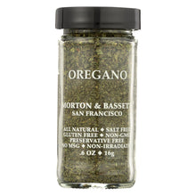 Load image into Gallery viewer, Morton And Bassett Oregano - .6 Oz - Case Of 3