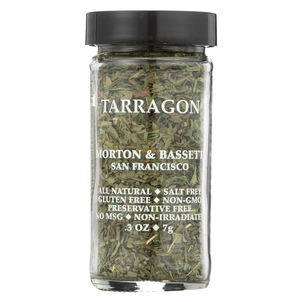 Morton And Bassett Taragon - .25 Oz - Case Of 3