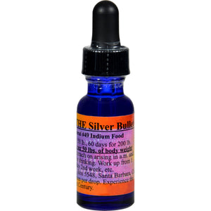 Indiumease The Silver Bullet - Liquid - .5 Oz