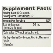 Load image into Gallery viewer, Natrol Soy Isoflavones - 60 Capsules