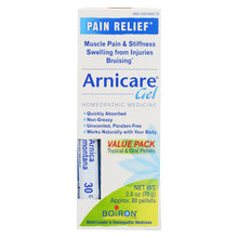 Load image into Gallery viewer, Boiron - Arnicare Arnica Gel - 2.6 Oz