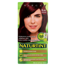 Load image into Gallery viewer, Naturtint Hair Color - Permanent - I-6.66 - Fireland - 5.28 Oz