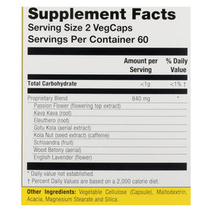 Natural Balance Happy Camper - 120 Vegetarian Capsules