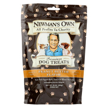 Load image into Gallery viewer, Newman's Own Organics Premium Butter Treats - Peanut - Case Of 6 - 10 Oz.