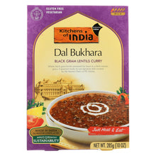 Load image into Gallery viewer, Kitchen Of India Dinner - Black Gram Lentils Curry - Dal Bukhara - 10 Oz - Case Of 6