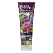 Load image into Gallery viewer, Desert Essence - Shampoo Italian Red Grape - 8 Fl Oz