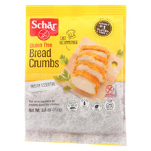 Load image into Gallery viewer, Schar Bread Crumbs Gluten Free - Case Of 12 - 8.8 Oz.