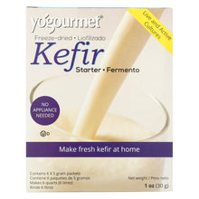 Load image into Gallery viewer, Yogourmet Freeze-dried Kefir Starter - 1 Oz