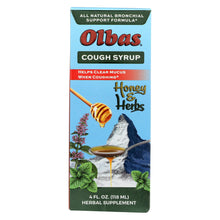 Load image into Gallery viewer, Olbas - Cough Syrup - 4 Fl Oz