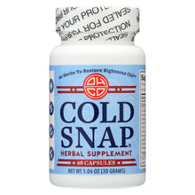 Load image into Gallery viewer, Ohco Cold Snap Caps - 60 Capsules