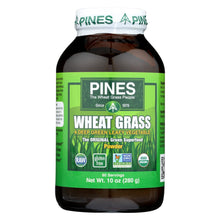 Load image into Gallery viewer, Pines International Wheat Grass Powder - 10 Oz