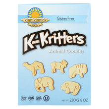 Load image into Gallery viewer, Kinnikinnick Animal Cookies - Case Of 6 - 8 Oz.