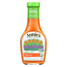 Load image into Gallery viewer, Annie's Naturals Organic Dressing French - Case Of 6 - 8 Fl Oz.