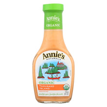 Load image into Gallery viewer, Annie's Naturals Organic Dressing Thousand Island - Case Of 6 - 8 Fl Oz.