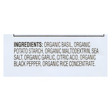 Load image into Gallery viewer, Simply Organic Sweet Basil Pesto Seasoning Mix - Case Of 12 - 0.53 Oz.