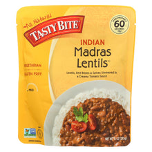 Load image into Gallery viewer, Tasty Bite Entree - Indian Cuisine - Madras Lentils - 10 Oz - Case Of 6