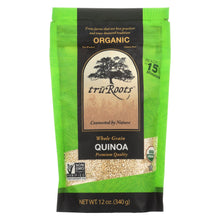 Load image into Gallery viewer, Truroots Organic Quinoa - Whole Grain - Case Of 6 - 12 Oz.