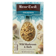 Load image into Gallery viewer, Near East Couscous Mix - Wild Mushroom And Herb - Case Of 12 - 5.4 Oz.